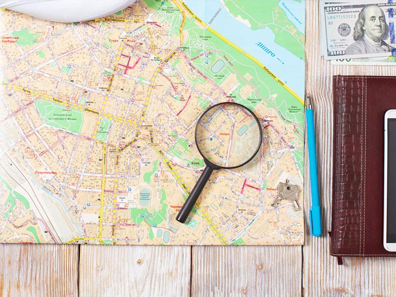 GIS(地理情報システム)の活用